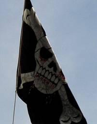 drapeau de corsaire