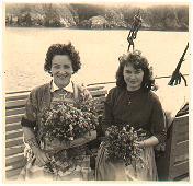 Jeanne et Janine - Années 50