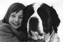 Olive : le chien de Bernard Grange